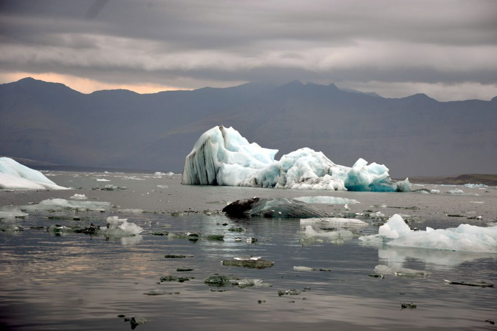 Jokulsarlon, also known as iceberg lagoon, is an amazing Iceland attraction