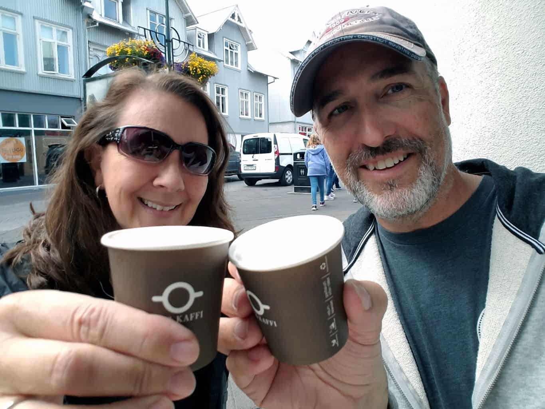 Sean and Deborah Nicholson - Sean and Deb